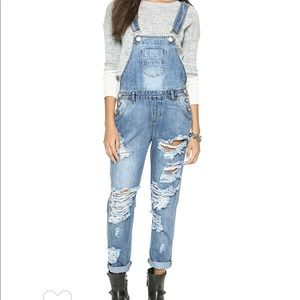 Ford awesome overalls